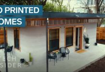 What are the Benefits of 3D Printed Homes to Own?